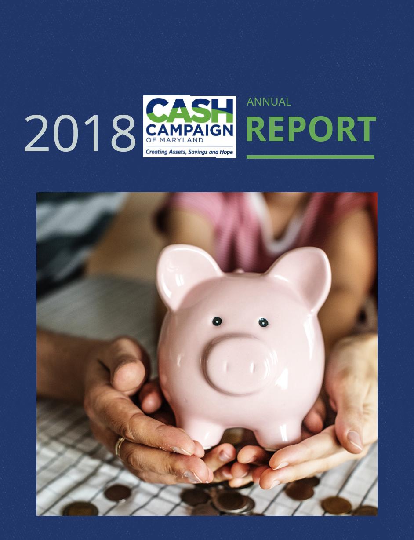 2018 Cash Campaign Annual Report